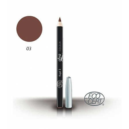 Kajal 03 - Brown 1,1 g - ALVA