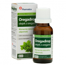 Aura Oregadrop Olejek z Oregano 20ml