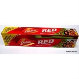 Dabur Red pasta do zębów 200g bez fluoru