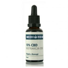 Hemp Olejek CBD 10% 30ml