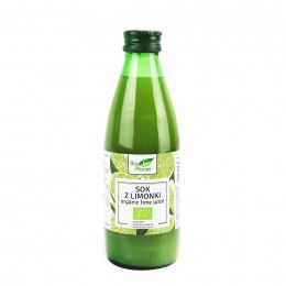 BIO PLANET Sok z Limonki NFC 100% BIO 250ml